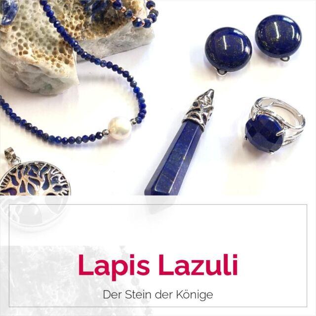 Lapis Lazuli, der Stein der Könige