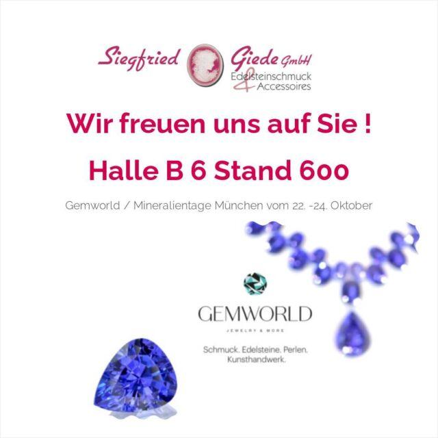Gemworld / Mineralientage München